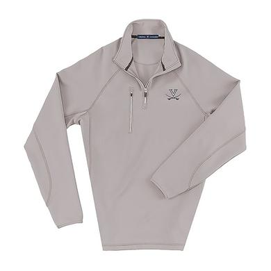 UVA Athletics University of Virginia AQUATEC Half-Zip Pullover