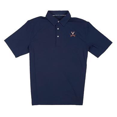 UVA Athletics University of Virginia ECOTEC Polo