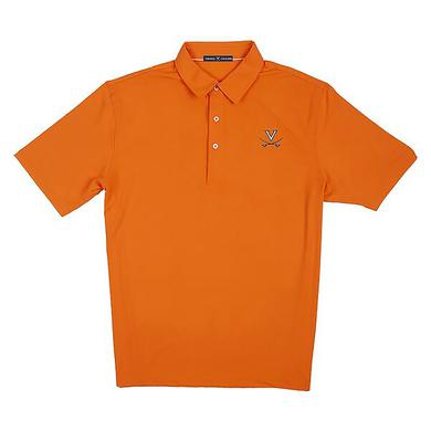 UVA Athletics University of Virginia ECOTEC Polo