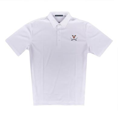 UVA Athletics University of Virginia ECOTEC Pique Polo