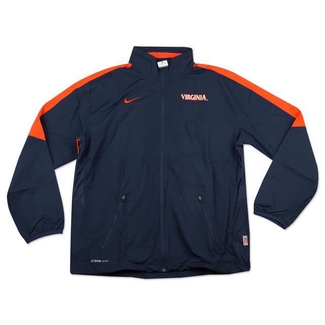 UVA Backfield Woven Jacket
