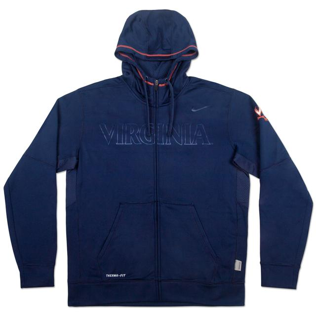 UVA TKO Performance Front Zip Hoody