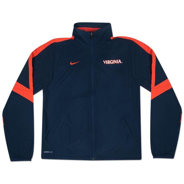 UVA Ladies Zone Blitz FZip Jacket