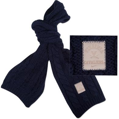 UVA Ladies Knit Scarf