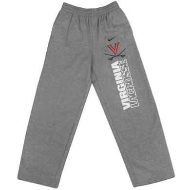 UVA Lacrosse Youth Fleece Pant