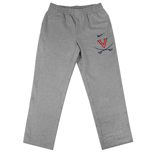UVA Classic Fleece Open-Hem Pant