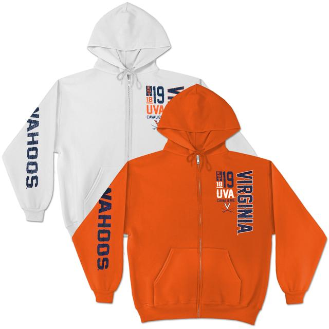 UVA Switch Full Zip Hoodie