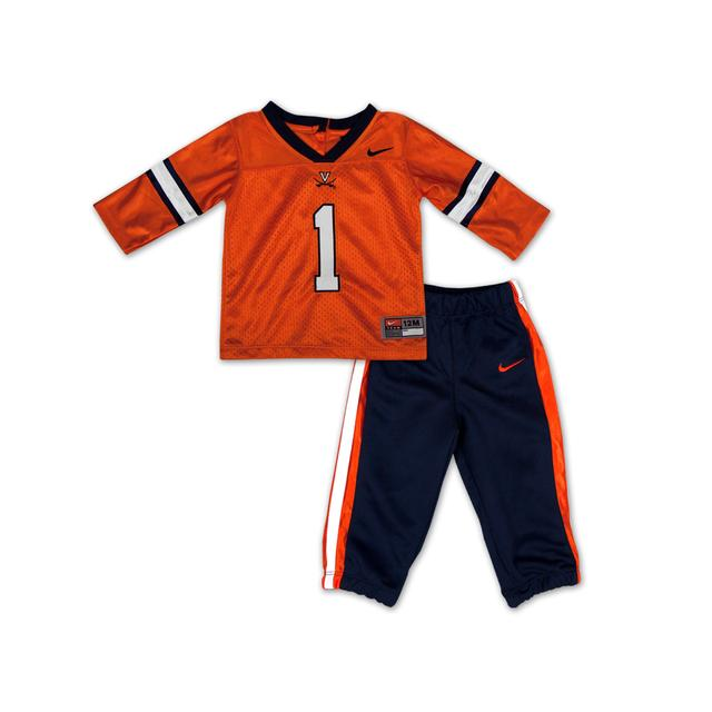 UVA Infant Replica Jersey Jog Set