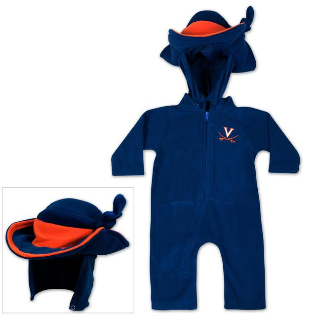 UVA Infant Fleece Mascot Outfit