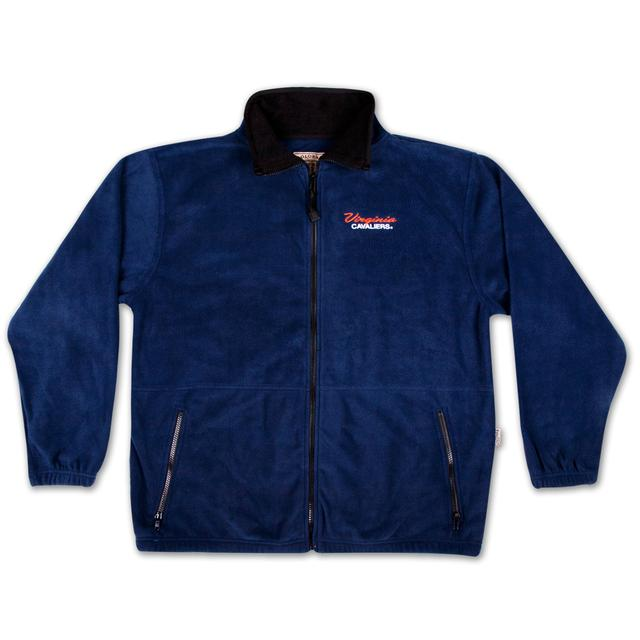 UVA Autograph Fleece Jacket