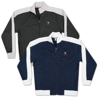 UVA Base Line Textured Fleece Jacket