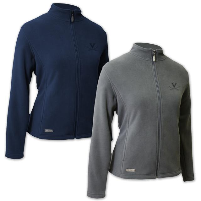 UVA Bijou Ladies Luxury Fleece Jacket