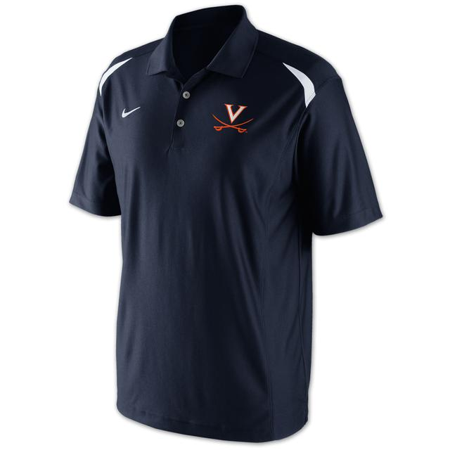 UVA Basketball Polo