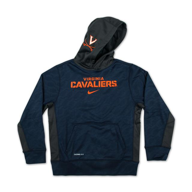 UVA Youth KO Pullover Hoody