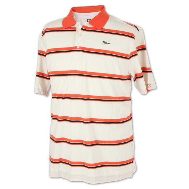 UVA Hoos Vintage Varsity Striped Polo