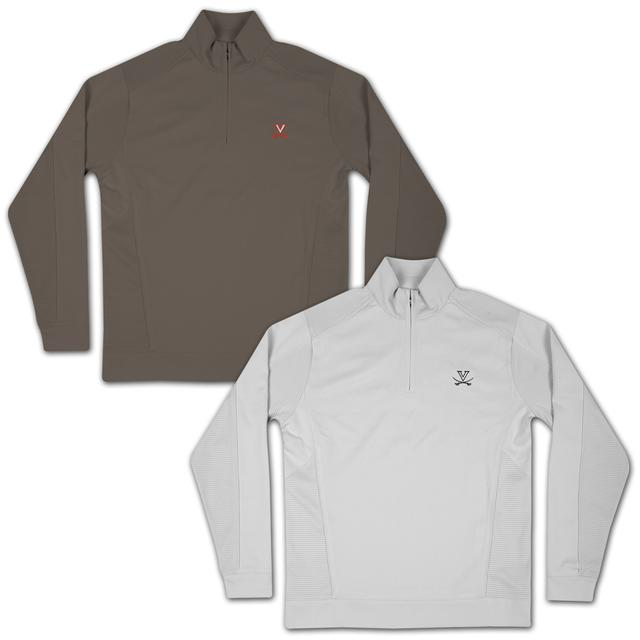 UVA Drytec Edge Half Zip Fleece