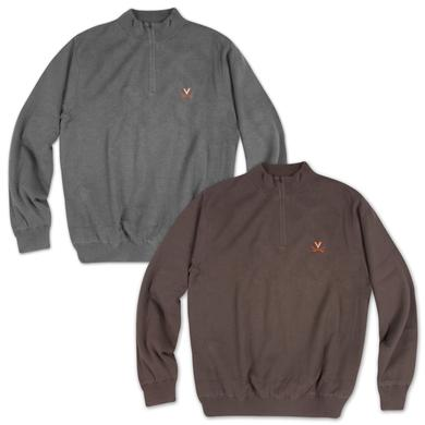 UVA Sandpoint Half Zip Wind Sweater