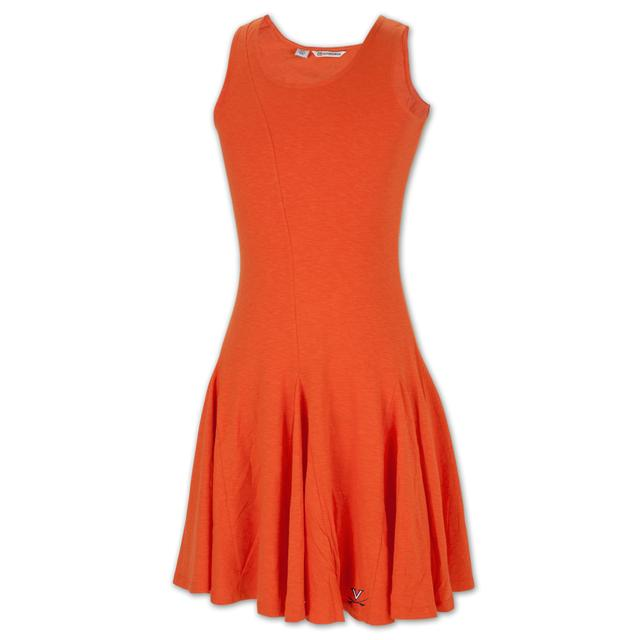UVA Sweep Knit Dress