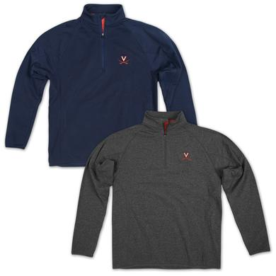 UVA LEVELWEAR Metro Tape 1/4 Zip Jacket