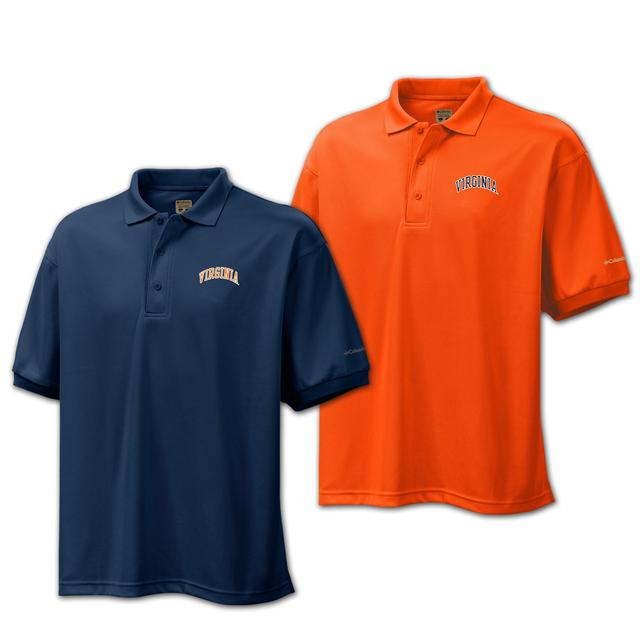 UVA Columbia Perfect Cast Polo