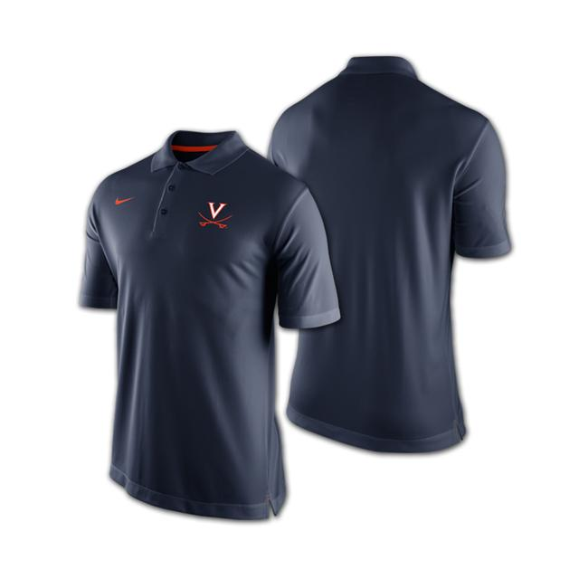 UVA Nike Staff Polo