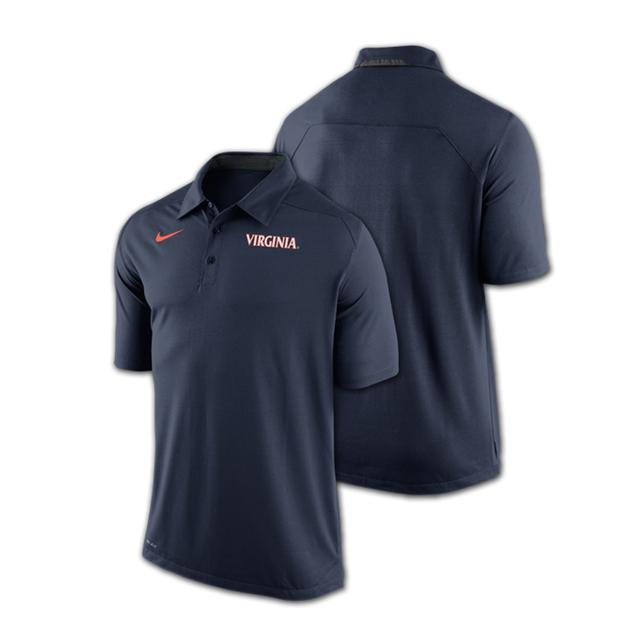 UVA Nike Game Time Polo