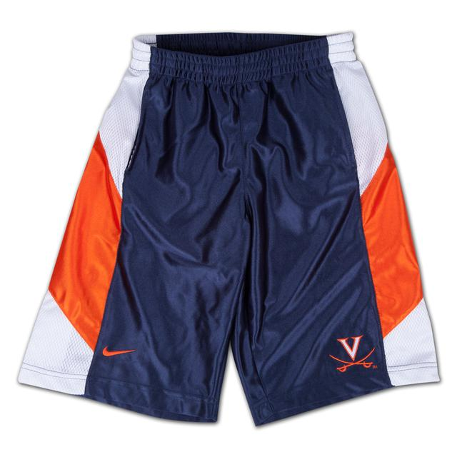 UVA Youth Basketball Shorts