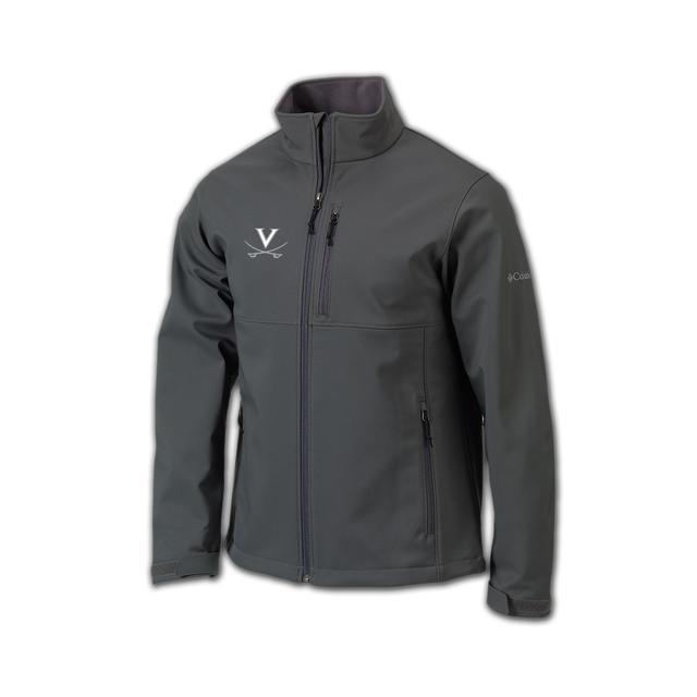 UVA Columbia Ascender Softshell Jacket