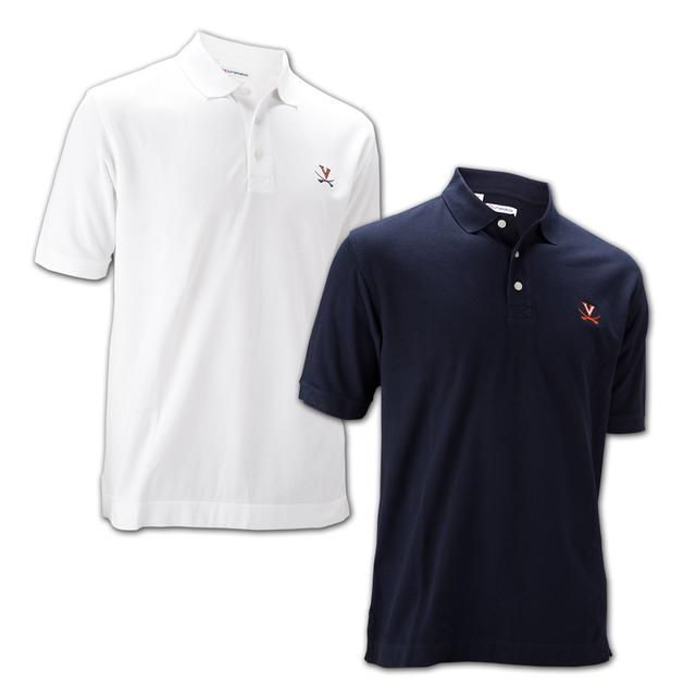 UVA Athletics Cutter & Buck Ace Polo