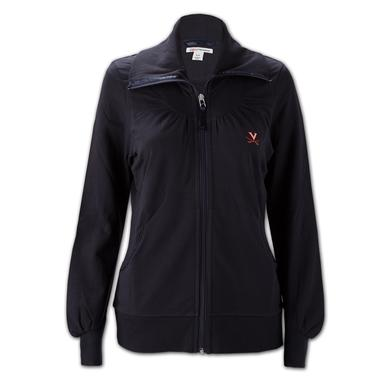 UVA Cutter & Buck Ladies Vancouver Full Zip