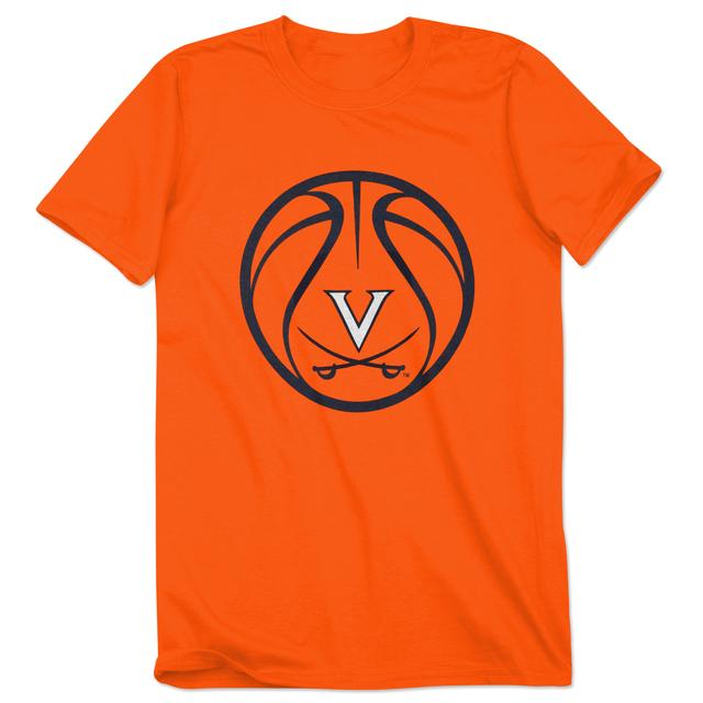 UVA Basketball Dunk T-Shirt