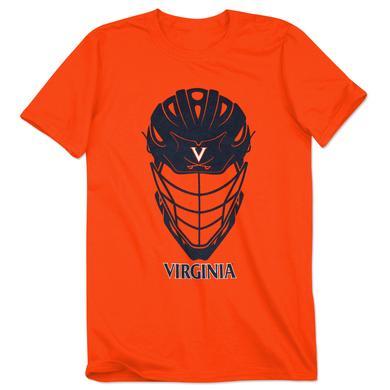 UVA Lacrosse Helmet T-Shirt