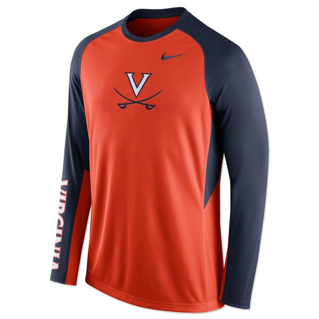 UVA NIKE Elite Shootaround T-Shirt