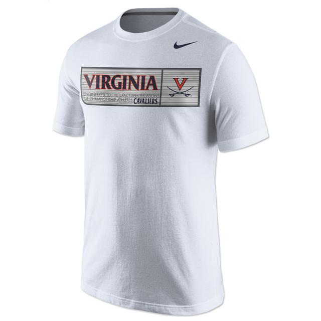 UVA NIKE Basketball Player T-Shirt