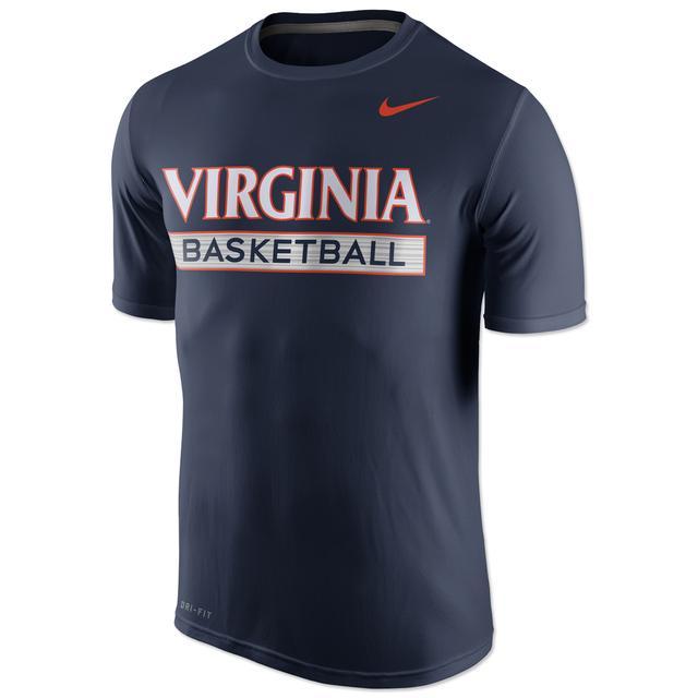 UVA NIKE Basketball Practice T-Shirt