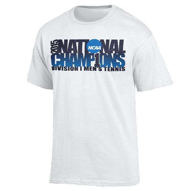UVA 2015 Men's Tennis Champions Locker Room T-Shirt