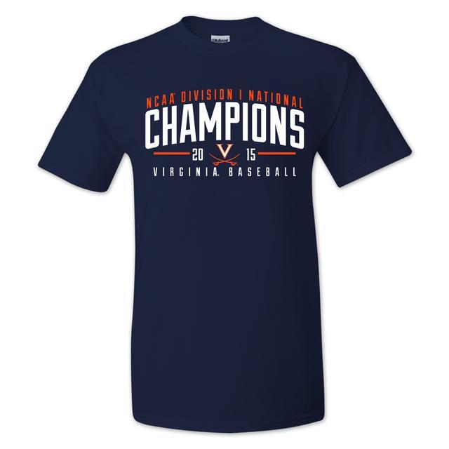 UVA CWS Champions Arch T-Shirt