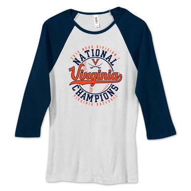 UVA CWS Champions Ladies Raglan