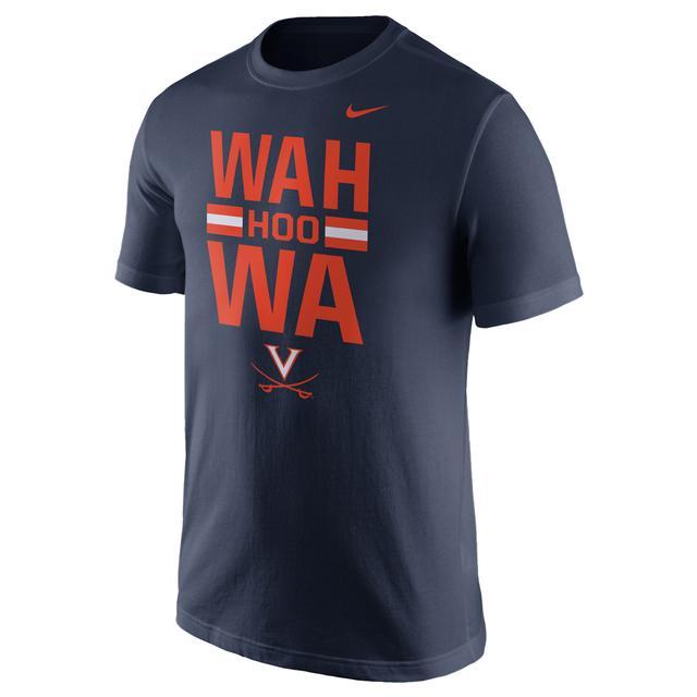 UVA NIKE Local Verbiage T-Shirt