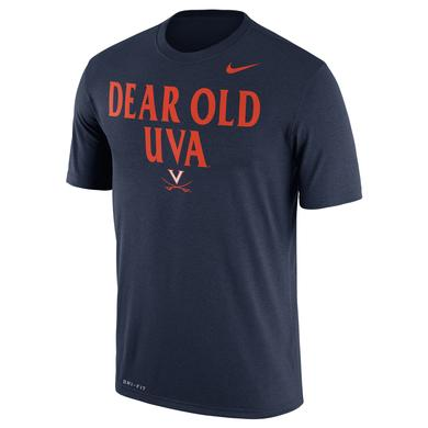 UVA NIKE Legend Authentic Local T-Shirt