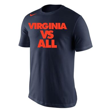 UVA vs. All Nike T-Shirt