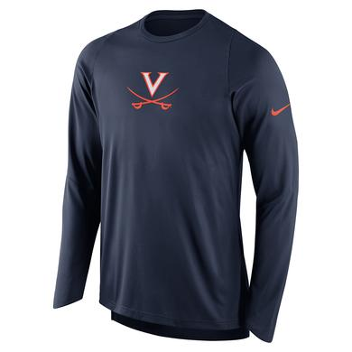 UVA Basketball Shooter LS T-shirt