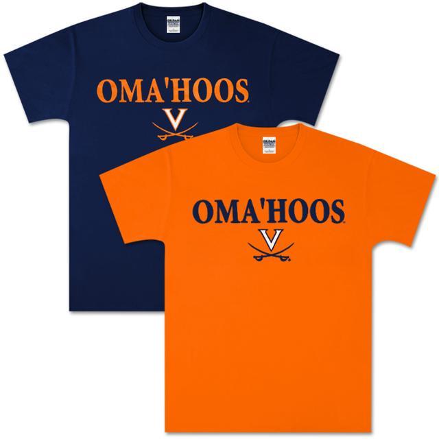 UVA Oma'Hoos T-Shirt