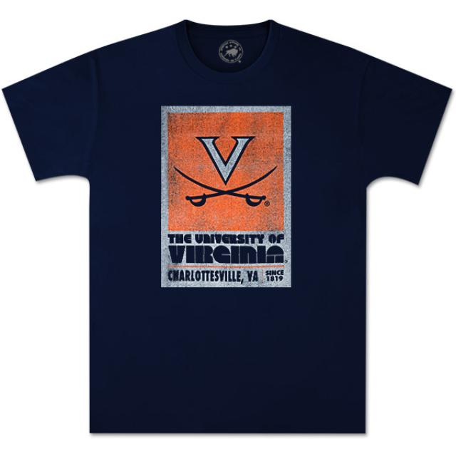 UVA Rated Vintage T-Shirt