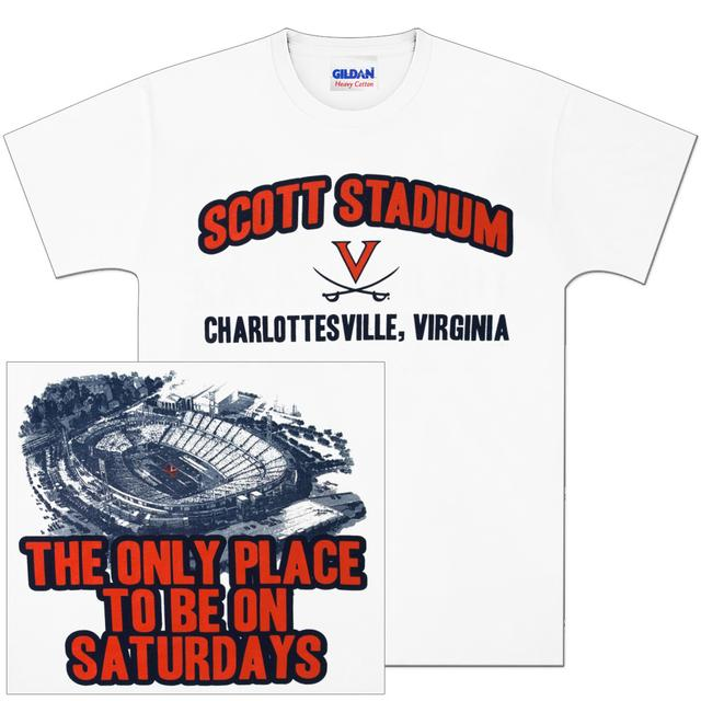 UVA Only Place T-Shirt