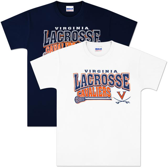 UVA Lacrosse Arch T-Shirt