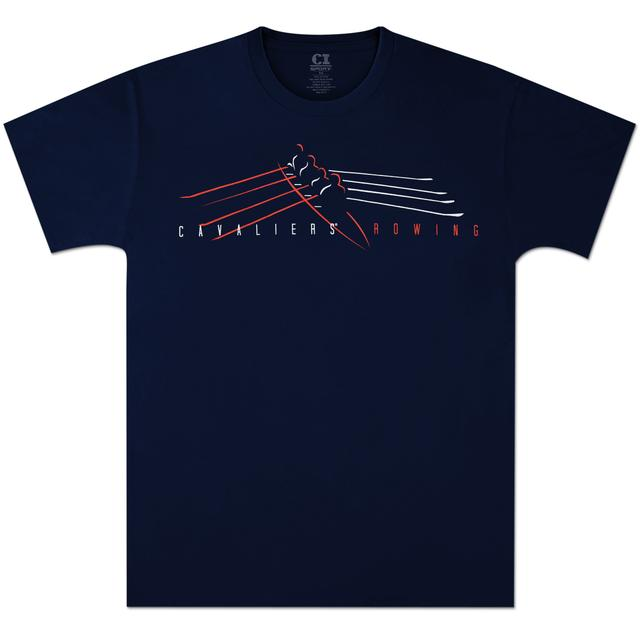 UVA Cavalier Rowing T-shirt