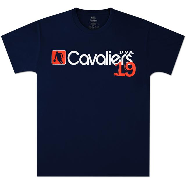 UVA Virginia Icon Basketball T-Shirt