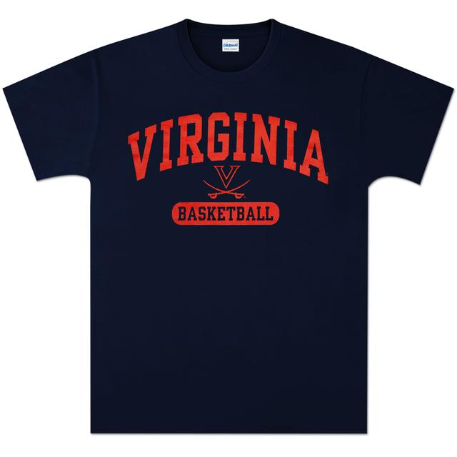 UVA Basketball Arch Pill II T-shirt