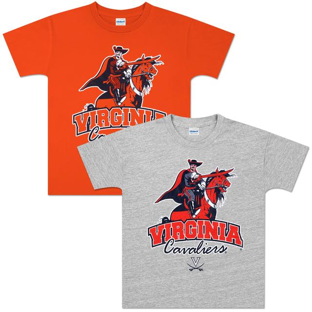 UVA Cavman Charge Youth T-shirt